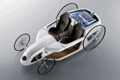 2009 Mercedes-Benz F-CELL roadster concept 9
