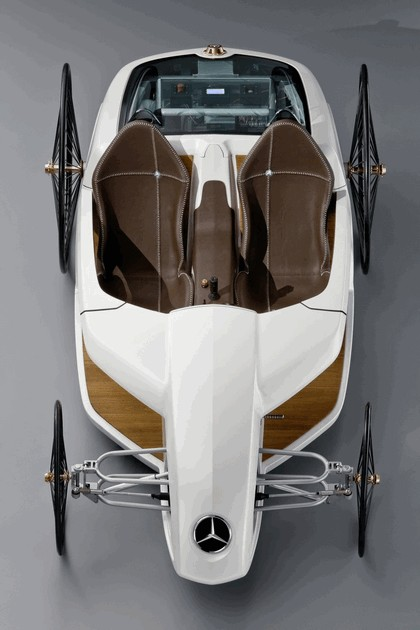 2009 Mercedes-Benz F-CELL roadster concept 11