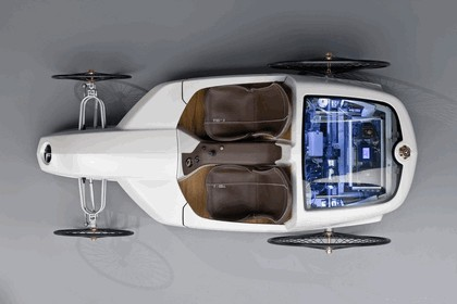 2009 Mercedes-Benz F-CELL roadster concept 12