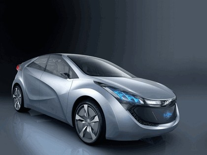 2009 Hyundai Blue-Will concept 1