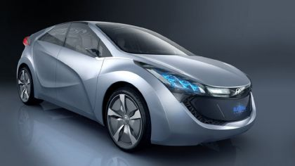 2009 Hyundai Blue-Will concept 6