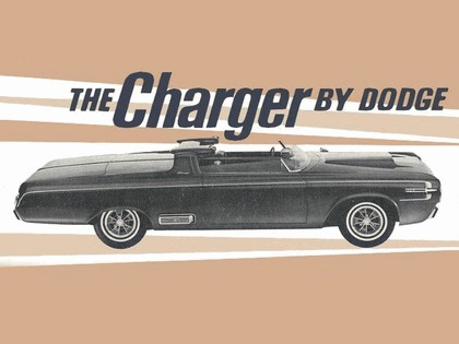 1964 Dodge Charger concept 1