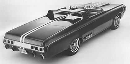 1964 Dodge Charger concept 6