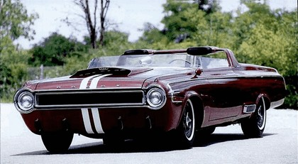 1964 Dodge Charger concept 8