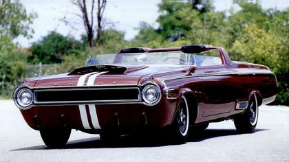 1964 Dodge Charger concept 3