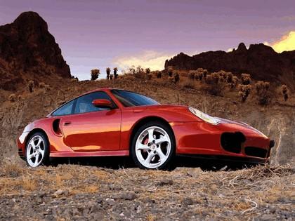 2002 Porsche 911 Turbo 1