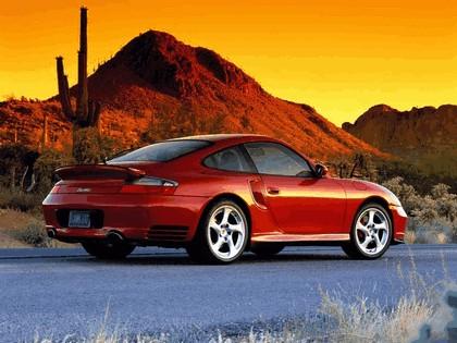 2002 Porsche 911 Turbo 4