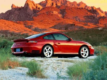2002 Porsche 911 Turbo 5