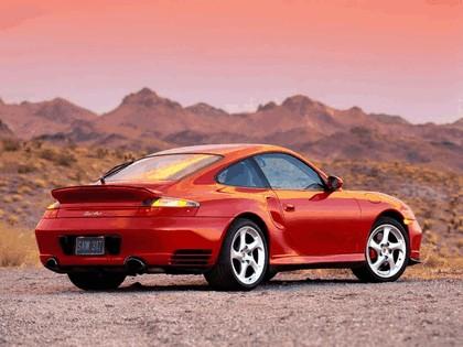 2002 Porsche 911 Turbo 9