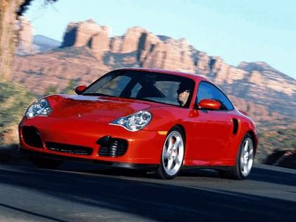 2002 Porsche 911 Turbo 10