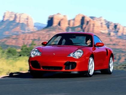 2002 Porsche 911 Turbo 12