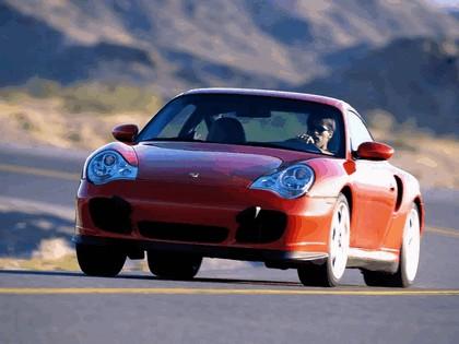 2002 Porsche 911 Turbo 13