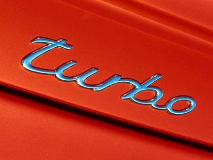 2002 Porsche 911 Turbo 14