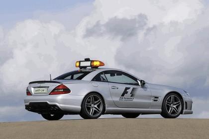 2009 Mercedes-Benz SL63 AMG - F1 Safety Car 2