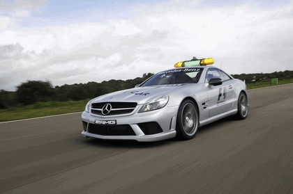 2009 Mercedes-Benz SL63 AMG - F1 Safety Car 5