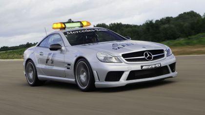 2009 Mercedes-Benz SL63 AMG - F1 Safety Car 4