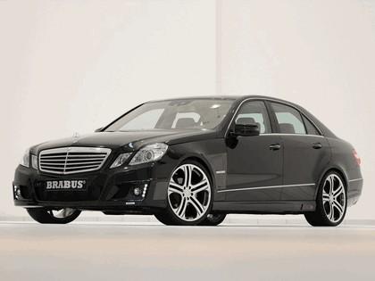 2009 Mercedes-Benz E-klasse by Brabus 3