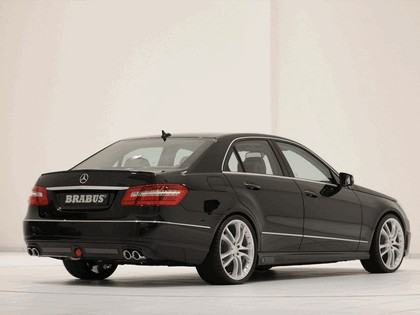 2009 Mercedes-Benz E-klasse by Brabus 4