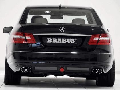 2009 Mercedes-Benz E-klasse by Brabus 12