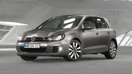 2009 Volkswagen Golf VI GTD 5-door 9