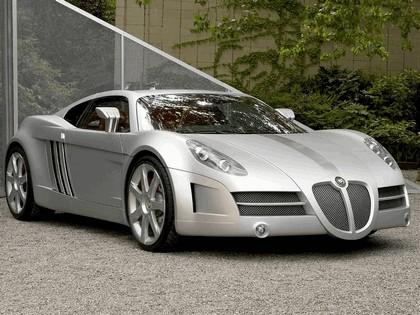 2003 Jaguar Fuore FX10 concept 1