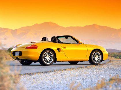 2002 Porsche Boxster 4