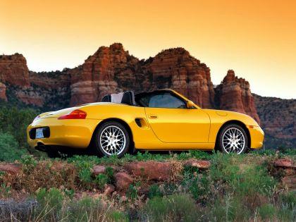 2002 Porsche Boxster 7