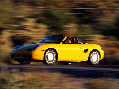 2002 Porsche Boxster 10