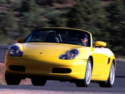 2002 Porsche Boxster 12