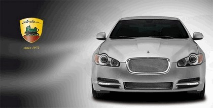 2009 Jaguar XF - new front end by Arden 2