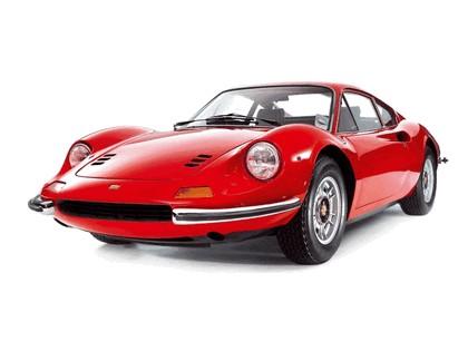 1969 Ferrari Dino 246 GT 1
