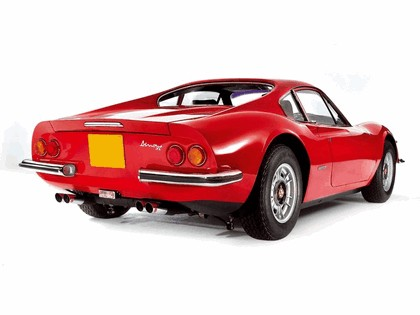 1969 Ferrari Dino 246 GT 2