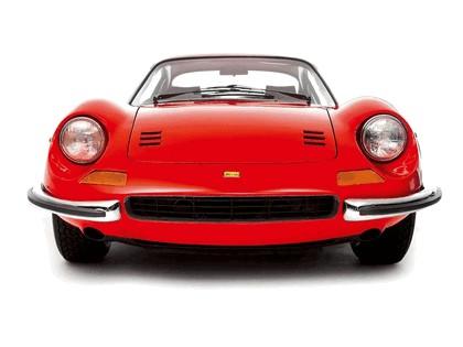 1969 Ferrari Dino 246 GT 4