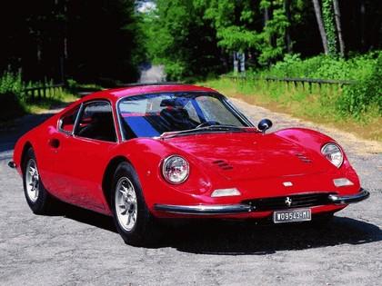 1969 Ferrari Dino 246 GT 7
