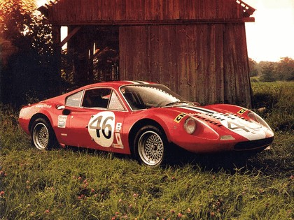 1969 Ferrari Dino 246 GT 8