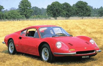 1969 Ferrari Dino 246 GT 12