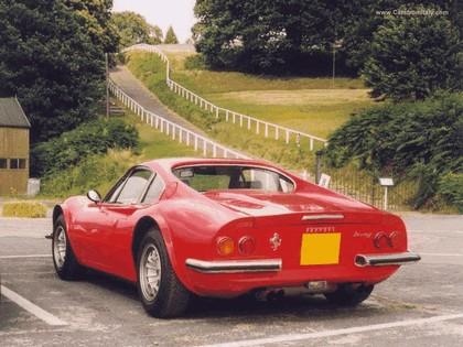 1969 Ferrari Dino 246 GT 14