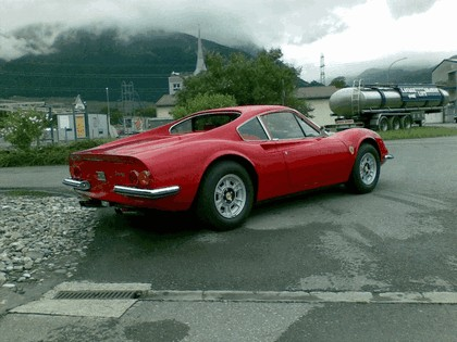 1969 Ferrari Dino 246 GT 19