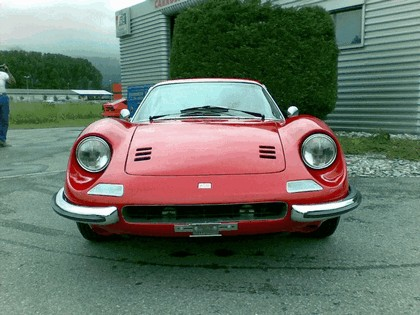 1969 Ferrari Dino 246 GT 20