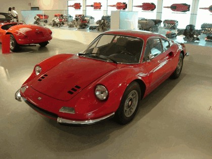 1969 Ferrari Dino 246 GT 22