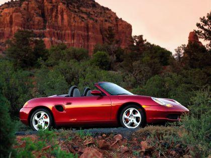 2002 Porsche Boxster S 1
