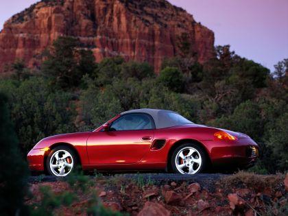 2002 Porsche Boxster S 2