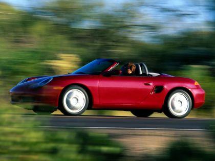 2002 Porsche Boxster S 9