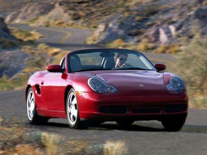 2002 Porsche Boxster S 10