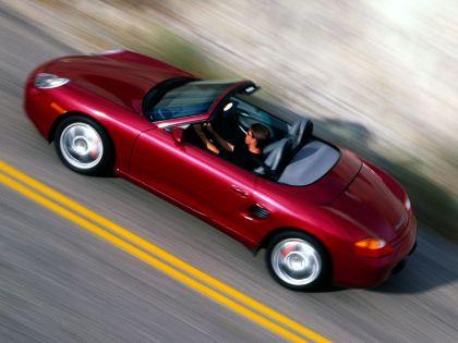 2002 Porsche Boxster S 12