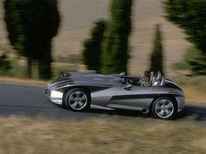 2001 Mercedes-Benz F400 Carving concept 2