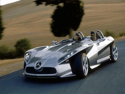 2001 Mercedes-Benz F400 Carving concept 3
