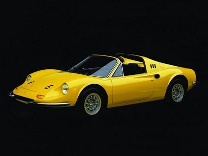 1972 Ferrari Dino 246 GTS 1