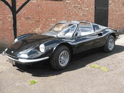 1972 Ferrari Dino 246 GTS 2