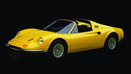 1972 Ferrari Dino 246 GTS 4